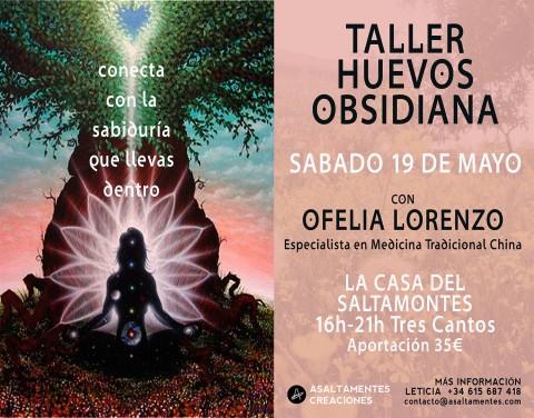 cartel taller huevos obsidiana