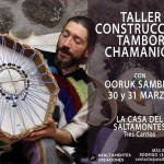 Cartel Tambor 2019 OK